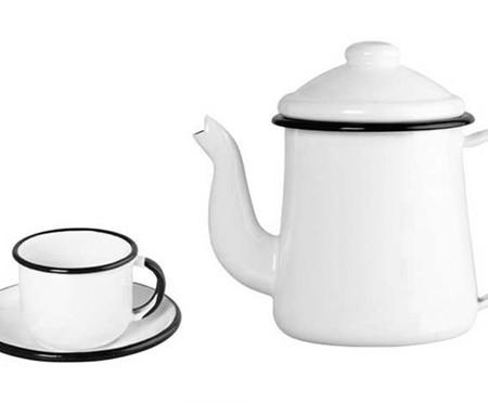Jogo para Café da Manhã Borya - Branco | WestwingNow