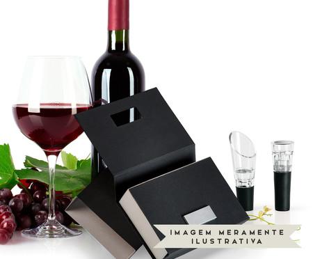 Jogo para Vinho Monsieur | WestwingNow