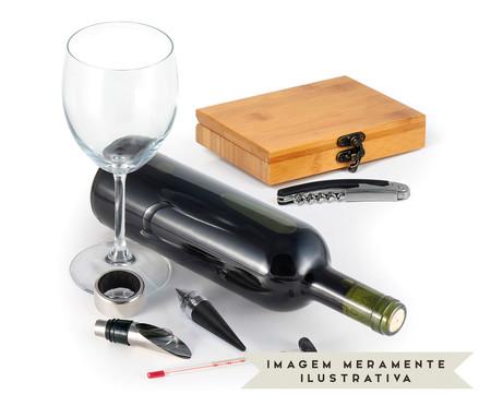 Jogo para Vinho em Inox Apolo | WestwingNow