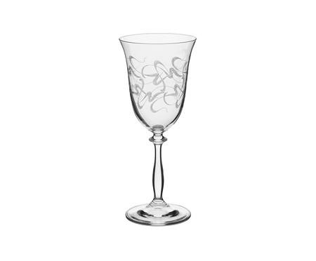 Jogo de Taças para Água em Vidro Dom - Transparente | WestwingNow