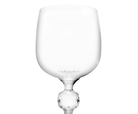 Jogo de Taças para Vinho em Cristal Amos - Transparente | WestwingNow