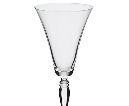 Jogo de Taças para Vinho em Cristal Betir - Transparente | WestwingNow