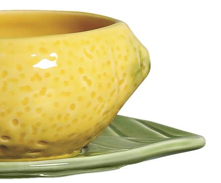 Bowl em Cerâmica Napoli - Amarelo | WestwingNow