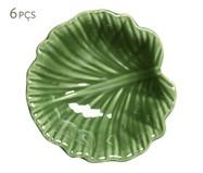 Jogo de Bowls em Cerâmica Zoe - Verde | WestwingNow