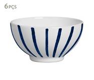 Jogo de Bowls em Ceramica Suna - Branco | WestwingNow