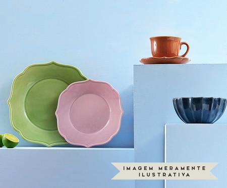 Jogo de Bowls Vitória-Régia Colors - 04 Pessoas | WestwingNow