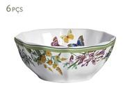 Jogo de Bowls de Cerâmica Van - Estampado | WestwingNow