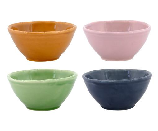 Jogo de Bowls Bambu Colors - 04 Pessoas, Colorido   WestwingNow