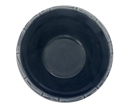 Jogo de Bowls Bambu Azul - 04 Pessoas | WestwingNow