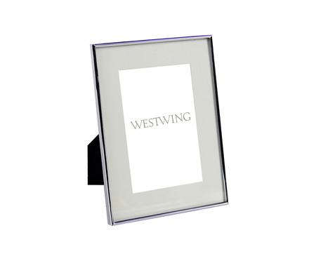 Porta-Retrato Annie - Prateado | WestwingNow