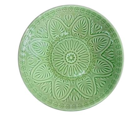 Jogo de Pratos Fundos Mandala Turca Colors - 04 Pessoas | WestwingNow