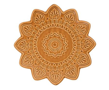 Jogo de Pratos para Sobremesa Mandala Turca Colors - 04 Pessoas | WestwingNow