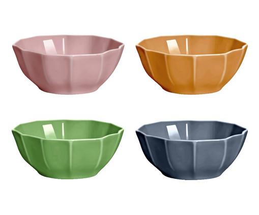 Jogo de Bowls Portal Colors - 04 Pessoas, Colorido | WestwingNow