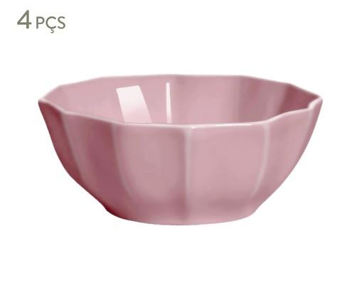 Jogo de Bowls Portal - Rosa, Rosa | WestwingNow