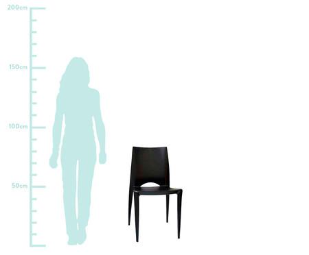 Cadeira Zoe - Preta | WestwingNow