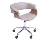 Cadeira de Escritório com Rodízios Elba - Fendi | WestwingNow