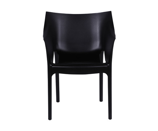 Cadeira Thais - Preta, Preto | WestwingNow