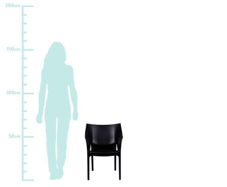 Cadeira Thais - Preta | WestwingNow