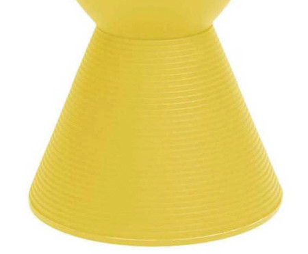 Banquinho Tube - Amarelo | WestwingNow