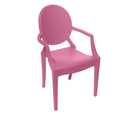 Cadeira Infantil Lee - Rosa | WestwingNow