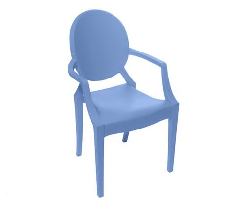 Cadeira Infantil Lee - Azul, Azul | WestwingNow