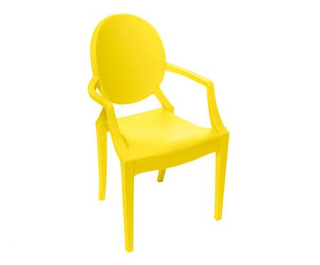 Cadeira Infantil Lee - Amarela | WestwingNow