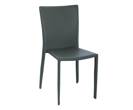 Cadeira Glam Cinza Escuro | WestwingNow