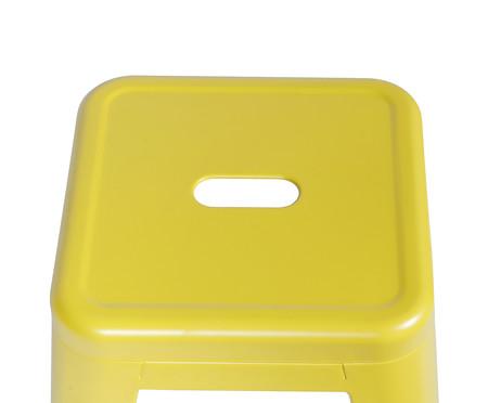 Banquinho York - Amarelo | WestwingNow