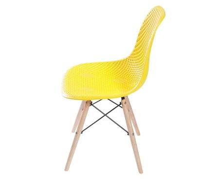 Cadeira Colmeia - Amarela | WestwingNow