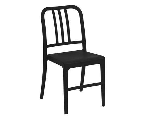 Cadeira Sara - Preta, Preto | WestwingNow