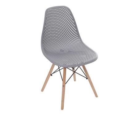 Cadeira Colmeia - Cinza | WestwingNow