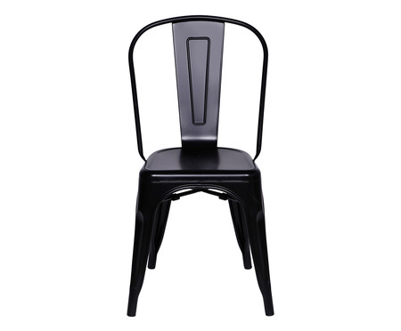 Cadeira Tolix - Preto | WestwingNow