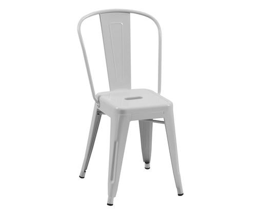 Cadeira Tolix - Branca, Branco | WestwingNow