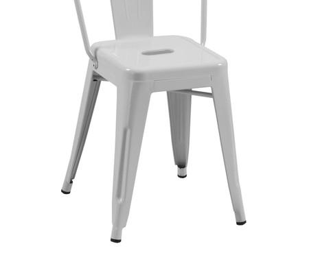 Cadeira Tolix - Branca | WestwingNow