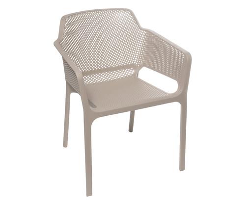 Cadeira Vega com Braço - Fendi, bege | WestwingNow