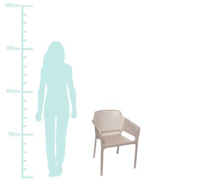 Cadeira Vega com Braço - Fendi   WestwingNow