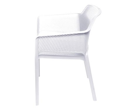 Cadeira Vega com Braço - Branca | WestwingNow