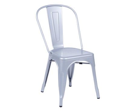 Cadeira Tolix - Cinza | WestwingNow