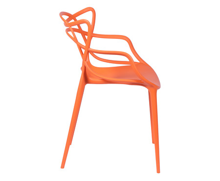 Cadeira Allegra - Laranja | WestwingNow