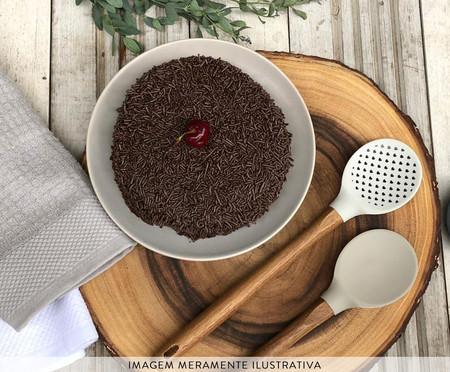 Colher de Pau Gourmet Avery - Branca | WestwingNow