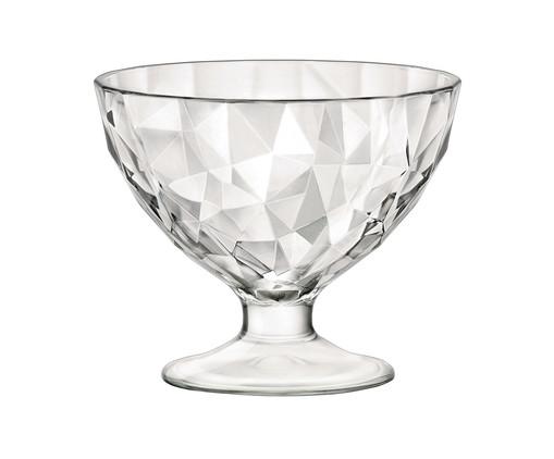 Taça para Sobremesa em Vidro Alana, Transparente | WestwingNow