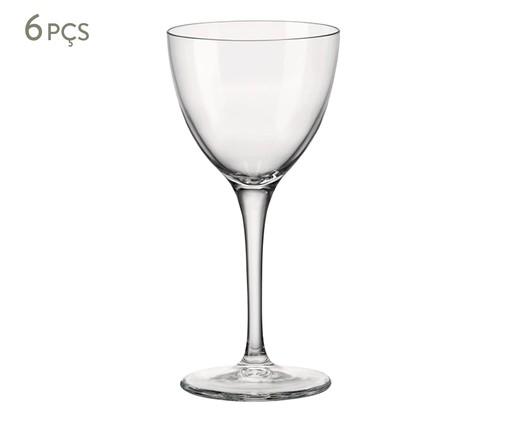 Jogo de Taças para Martini de Vidro Gesi, Transparente | WestwingNow