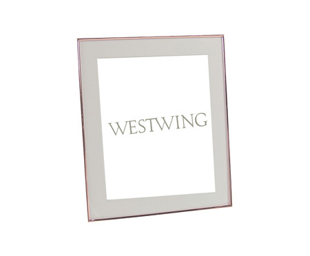 Porta-Retrato Ernestine - Acobreado   WestwingNow