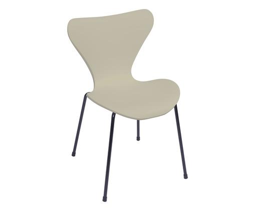 Cadeira Jacobsen - Fendi, bege   WestwingNow