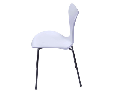 Cadeira Jacobsen - Branca | WestwingNow