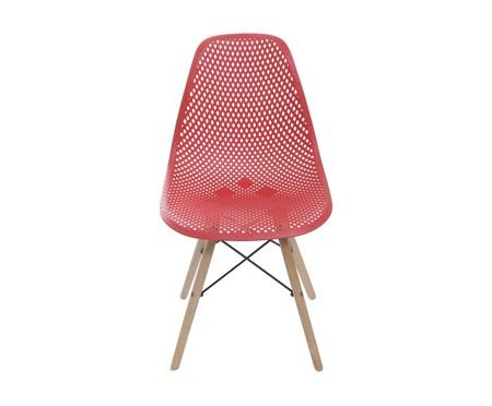 Cadeira Colmeia - Vermelha | WestwingNow