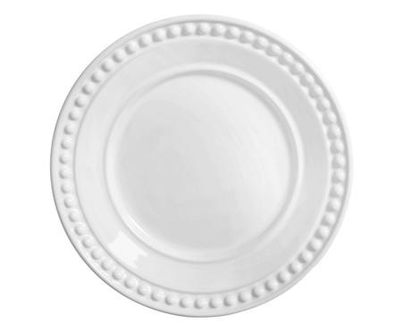 Jogo de Jantar Atenas Branco - 06 pessoas   WestwingNow