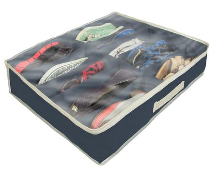 Organizador para Sapatos Slots - Azul Marinho | WestwingNow