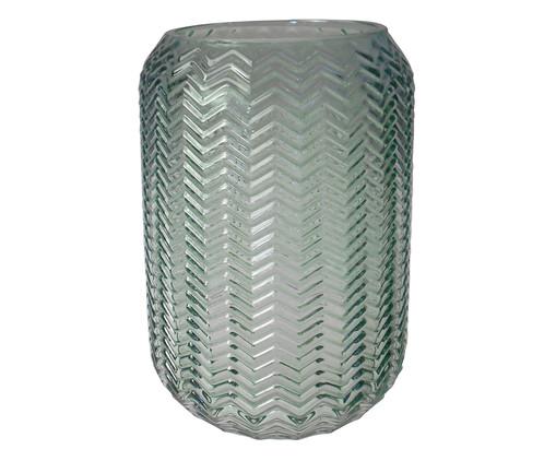Vaso de Vidro Justin - Verde, Verde | WestwingNow