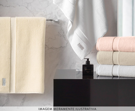 Toalha de Rosto Doppia Rosato - 530G/M² | WestwingNow
